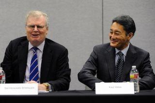 Sony Names Kazuo Hirai President and CEO