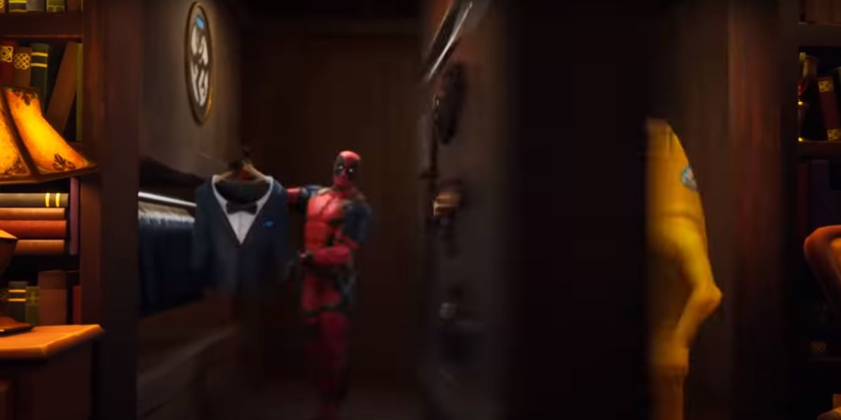 Deadpool in Fornite Season 2 trailer