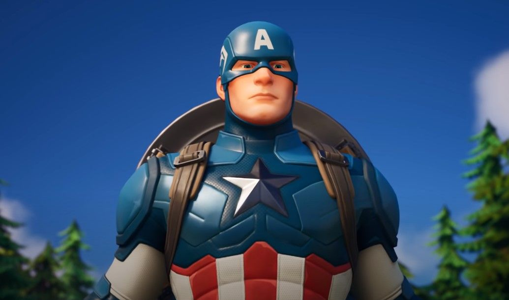 How to get Captain America in Fortnite