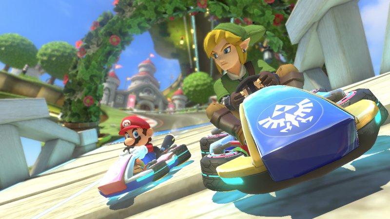Mario Kart 8 DLC Screenshots Reveal New Characters, Tracks #31830