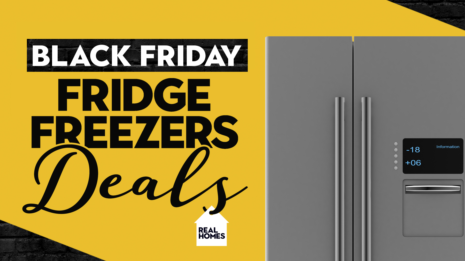 Early Black Friday Fridge Deals Shop For A Bargain Real Homes