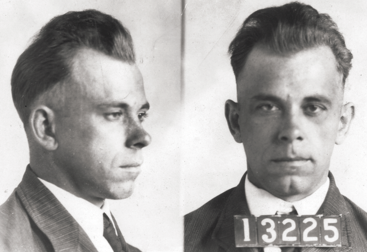 John Dillinger's Corpse to Be Dug Up and DNA-Tested to Settle Conspiracy Theory