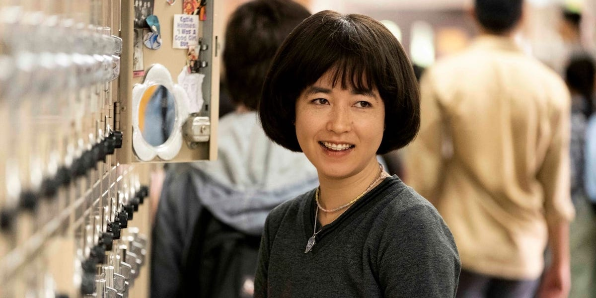 Maya Erskine in Hulu's PEN15