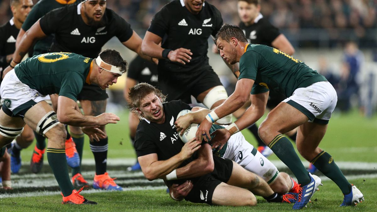 How to Live Stream New Zealand vs South Africa: All Blacks, Boks clash at Rugby World Cup