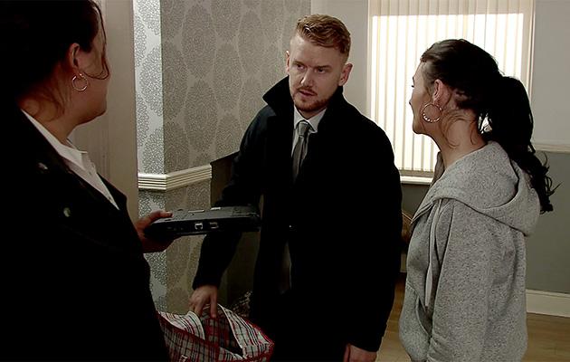 Coronation Street spoilers: Gary Windass meets Rick's sinister sidekick