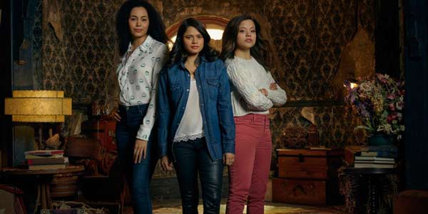 Charmed reboot in 2018