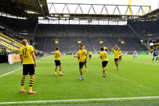 Borussia Dortmund Bundesliga Erling Haaland