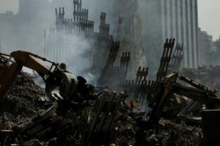 9/11 destruction