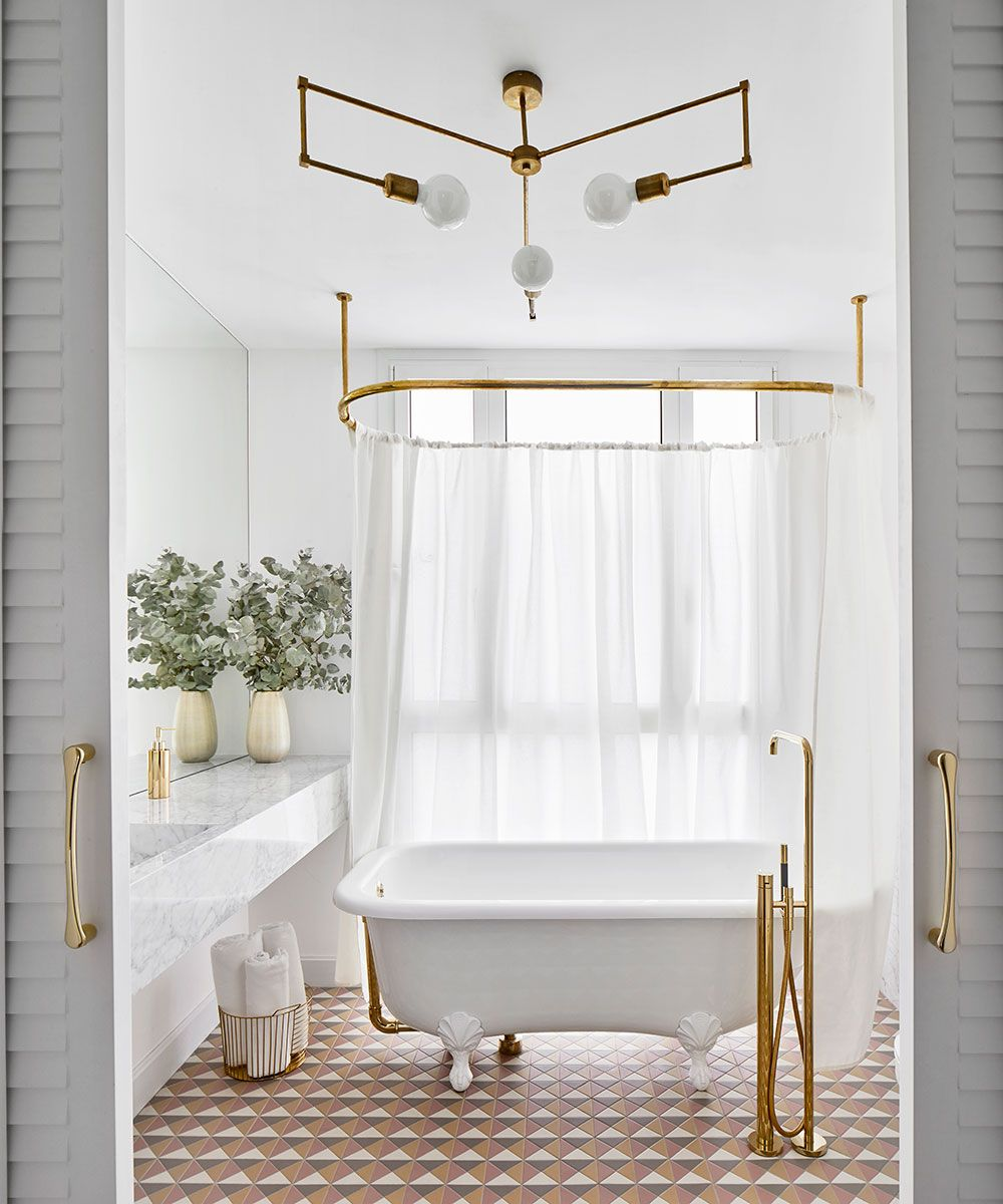 Bathroom Lighting Ideas Brighten Up A Bathroom With A Lighting Scheme Homes Gardens