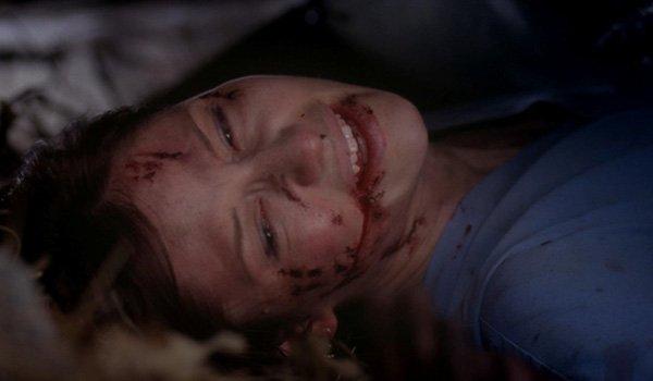 Chyler Leigh final scene as Lexie Grey on Grey's Anatomy