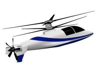 Sikorsky's X2: Developing a Faster Helicopter