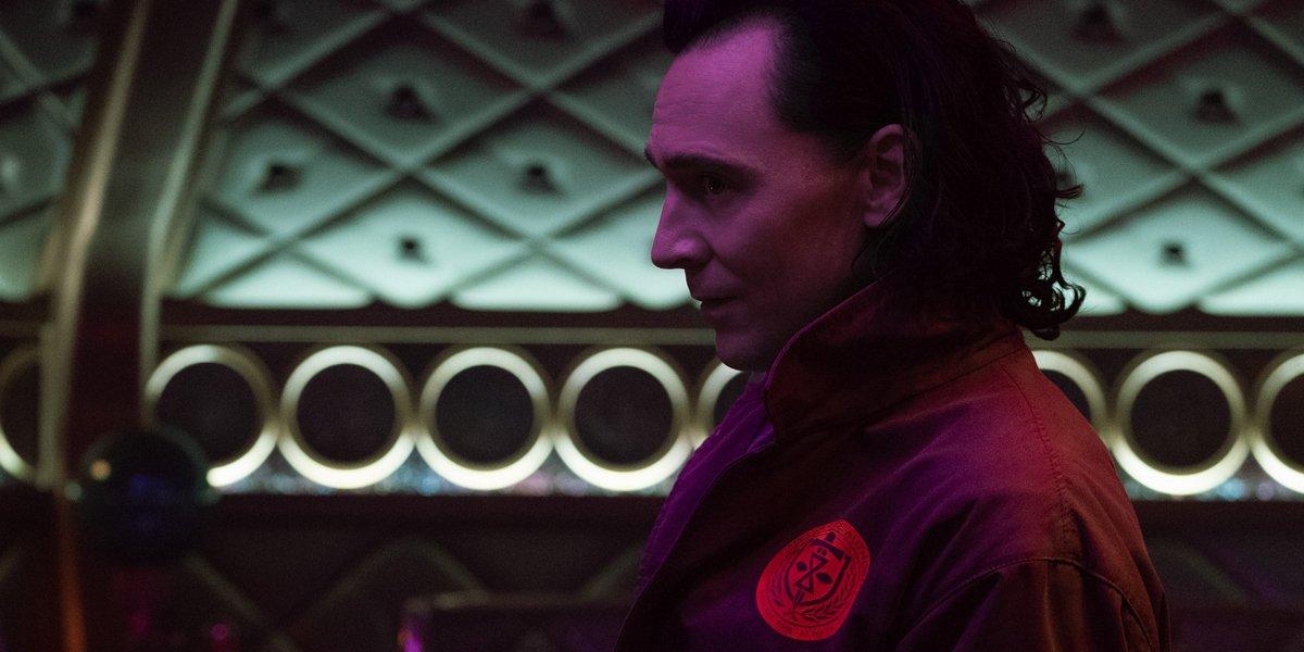 Loki Tom Hiddleston in Loki
