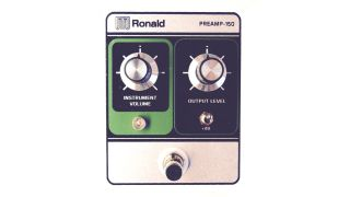Mile End Effects Ronald Preamp 150