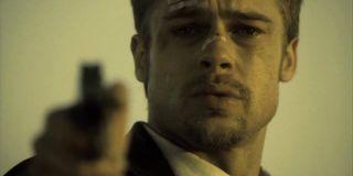 Se7en Brad Pitt David Mills