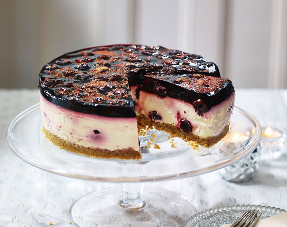Christmas Cheesecake.Christmas Cheesecake Recipes That Will Have Your Mouth