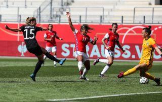 Chile v Germany
