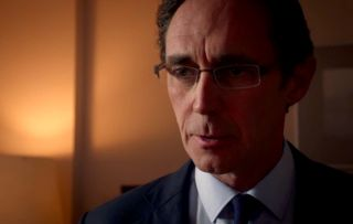 Farewell Hanssen! Will the CEO ever return in Holby City?