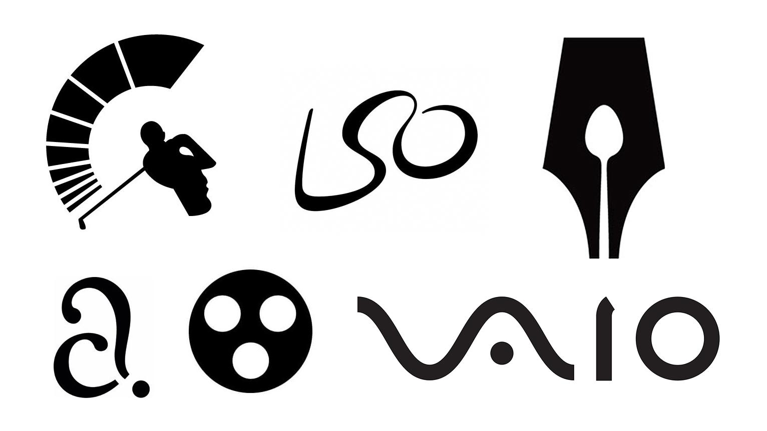 6 Great Logo Ideas That Break The Mould Creative Bloq