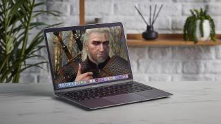 Geralt M1 MacBook Air