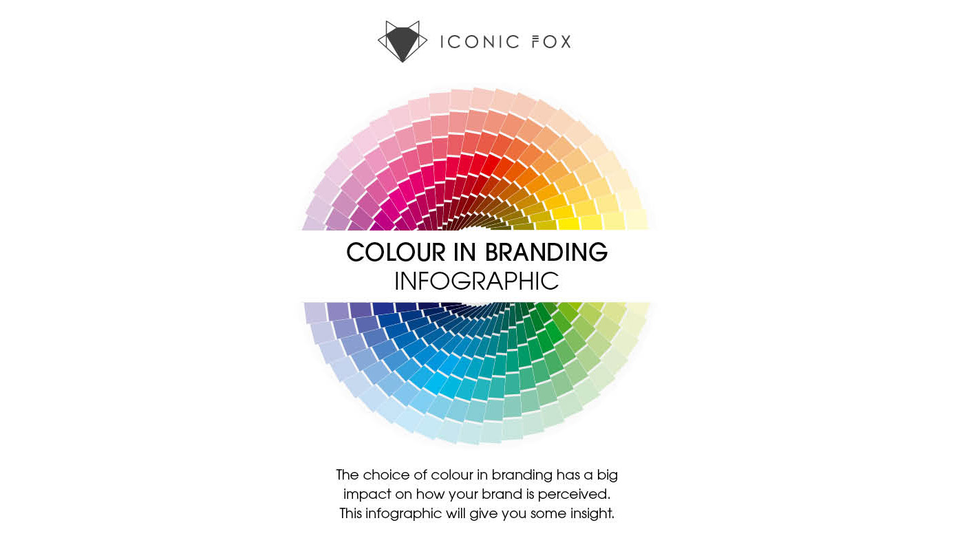 New infographic helps you colour match your branding