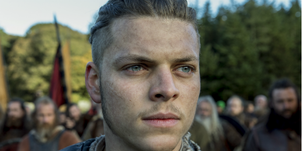 Vikings Ivar the Boneless Alex Høgh Andersen History