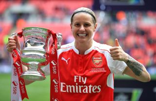 Arsenal v Chelsea – SSE Women's FA Cup – Final – Wembley