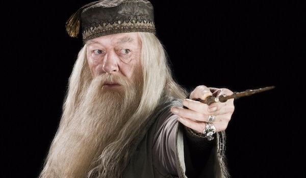 Albus Dumbledore fantastic beasts 2