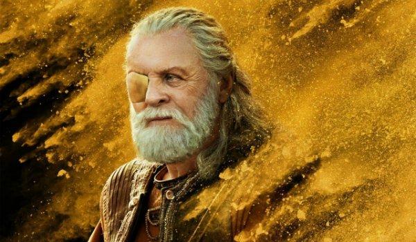 Odin Thor Ragnarok Poster