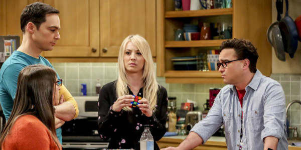 The Big Bang Theory Sheldon Cooper Jim Parsons Amy Farrah Fowler Mayim Bialik Penny Hofstadter Kaley