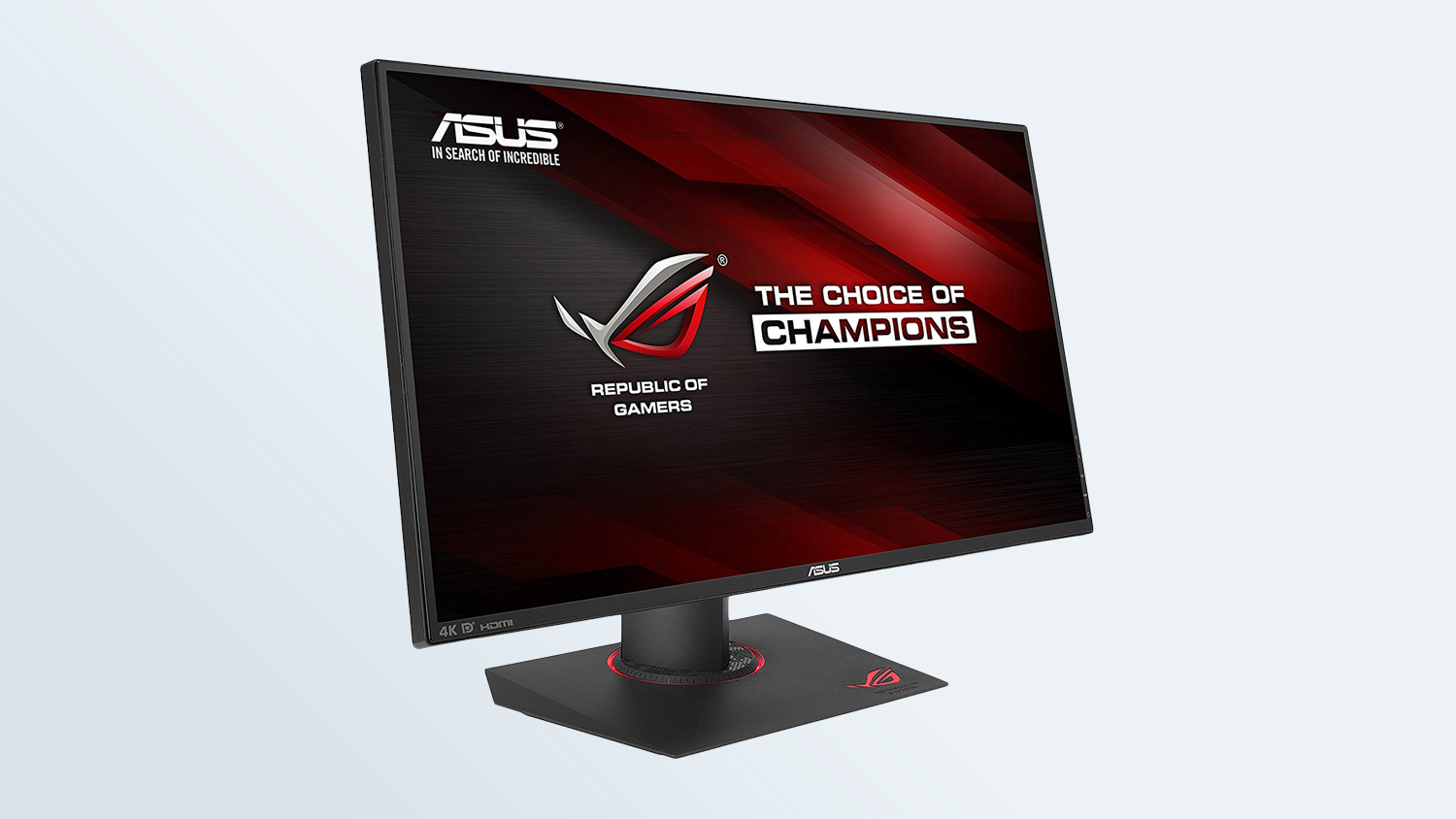 Best gaming monitors: Asus ROG Swift PG27A