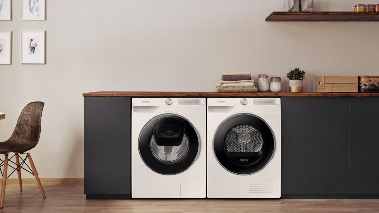Samsung ecobubble™ washing machine