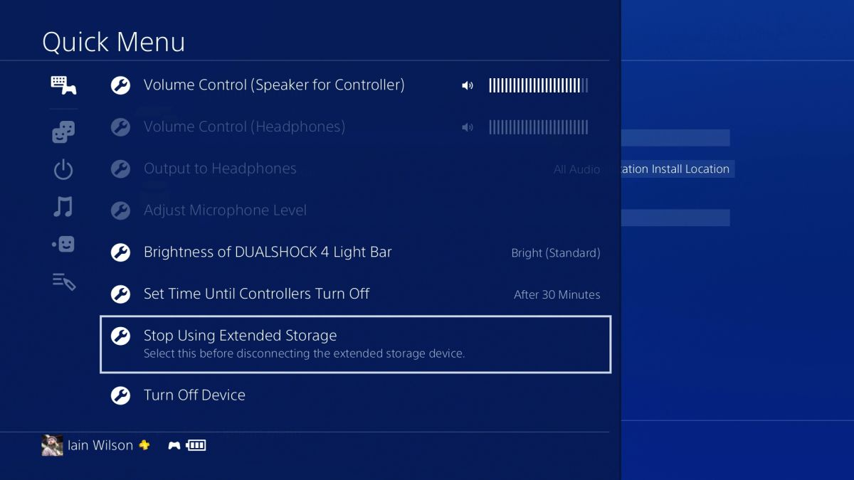 How to use an external hard drive for extended storage on your PS4