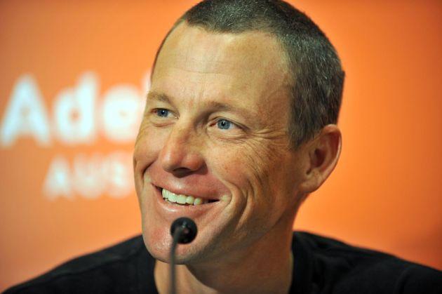 Lance Armstrong Jan 2009 TDU