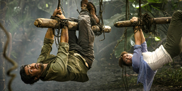 hooten and the lady the cw