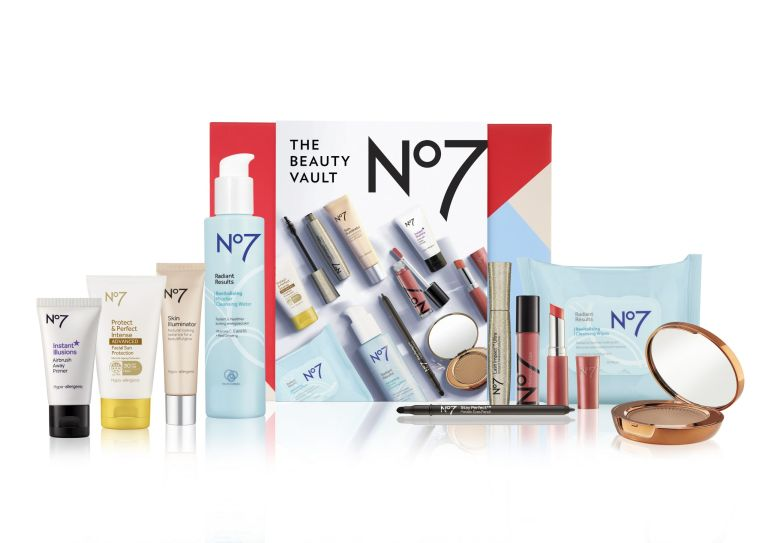 No7 beauty vault