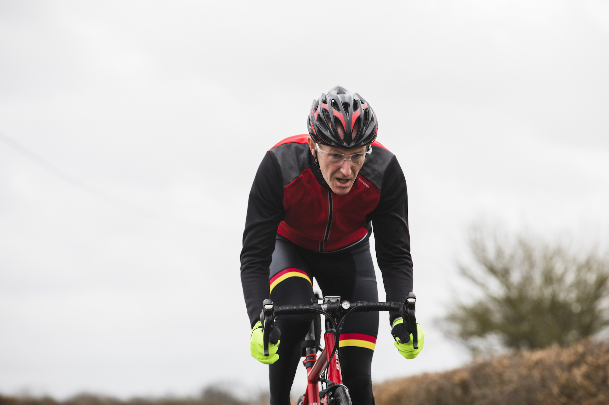 Are cyclists under-fuelling to breaking point?