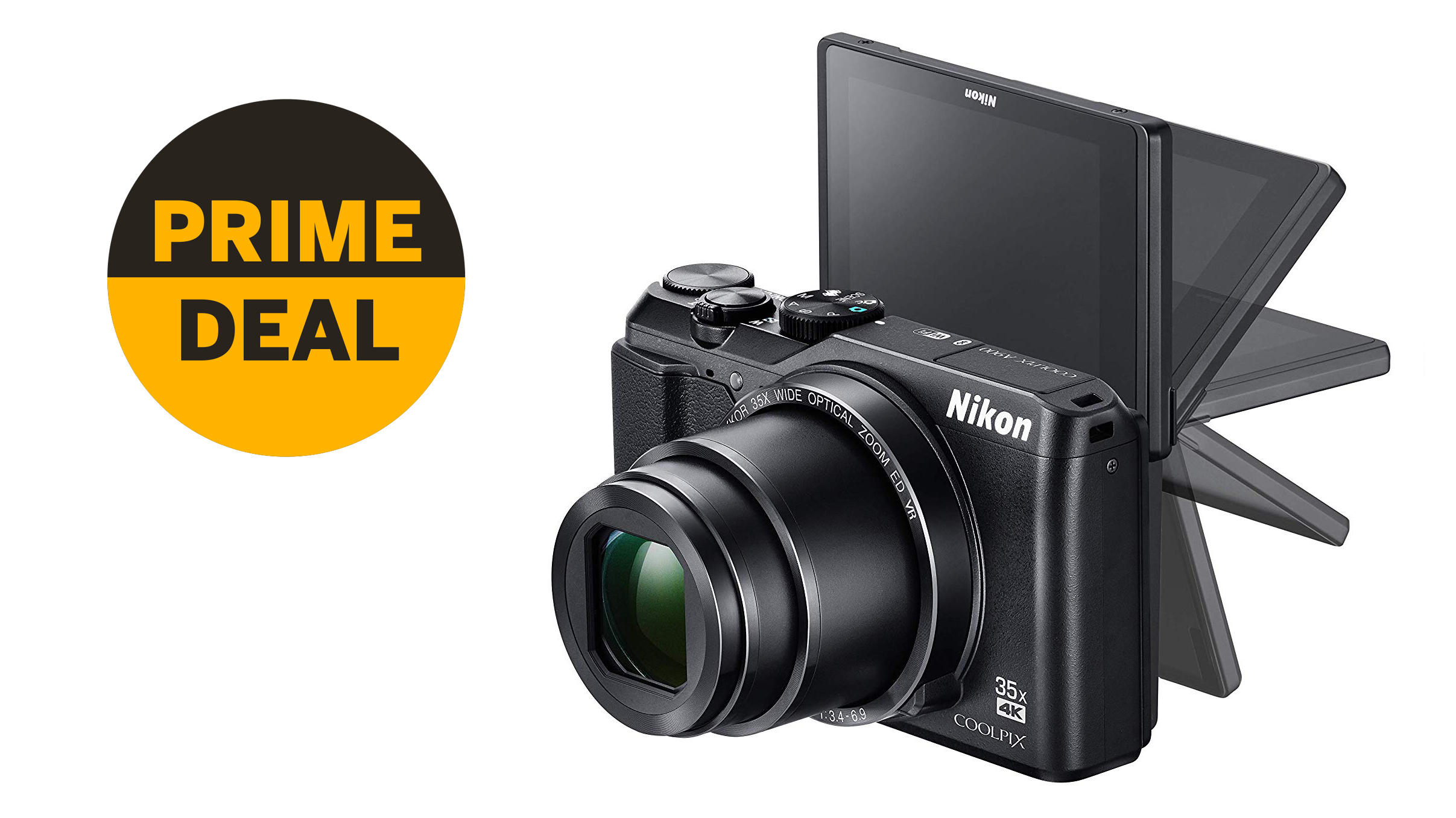 Save a cool £80 on the Nikon Coolpix A900 with this Amazon Prime Day deal | Digital Camera World
