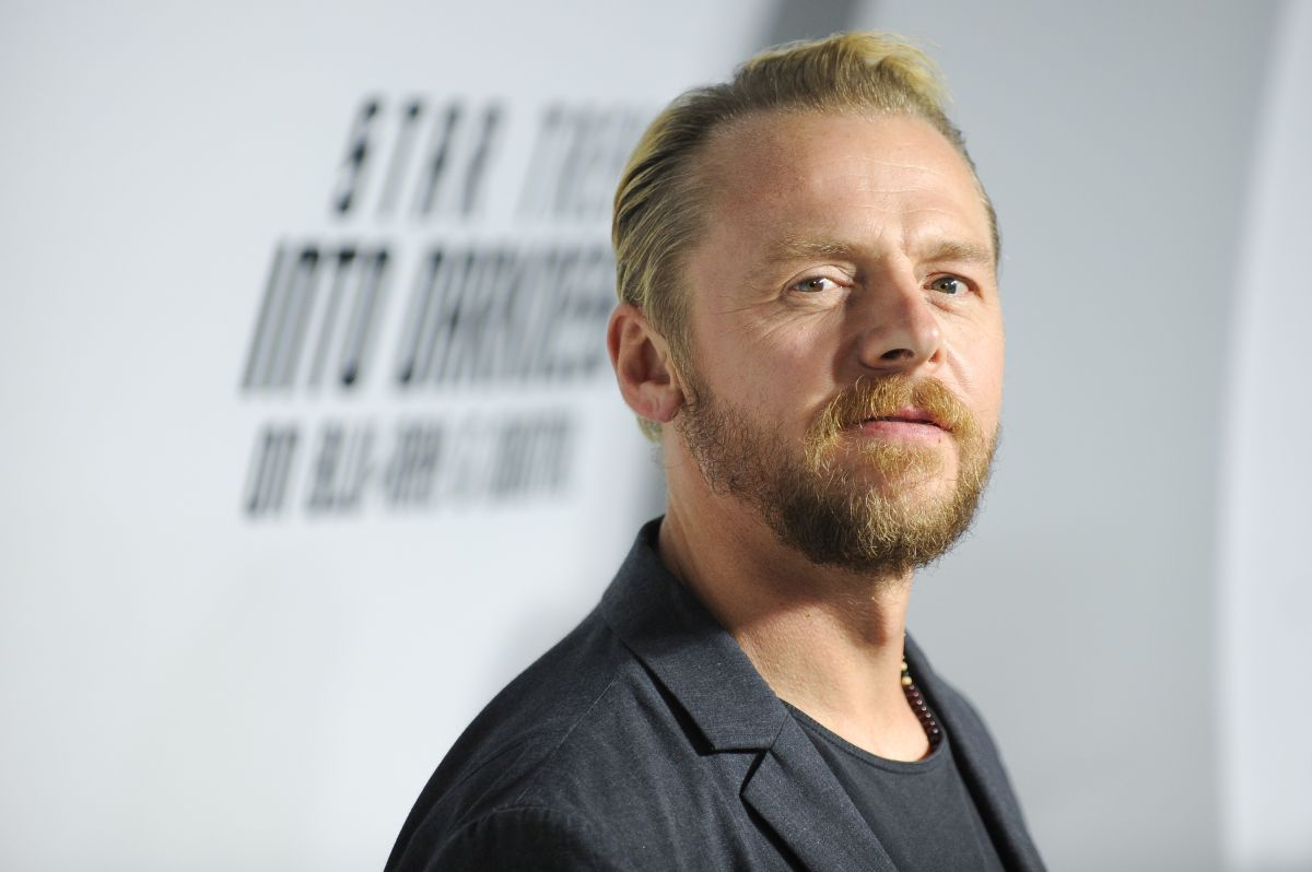 Simon Pegg on Lost Transmissions, Star Trek, Mission Impossible 7, and Star Wars: The Rise of Skywalker