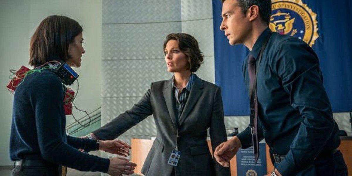 The Cast of FBI: International cbs