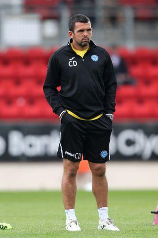 Soccer – UEFA Europa League – Second Round Qualifier – Second Leg – St Johnstone v Rosenborg – McDiarmid Park