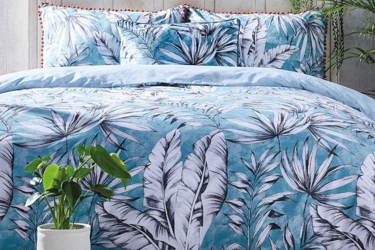 Aldi tropical range bedding sheets