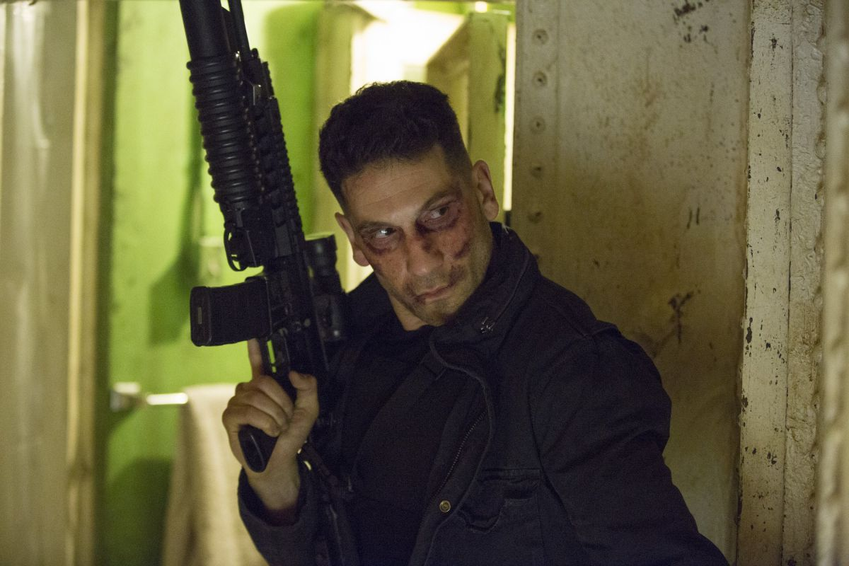 The Punisher is getting his own Netflix series; First teaser trailer and image released