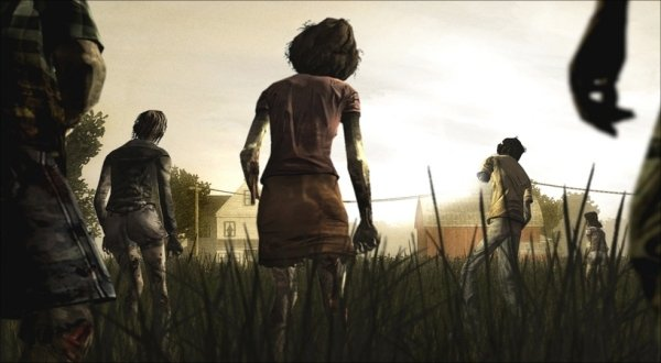 The Walking Dead Backwards Compatible