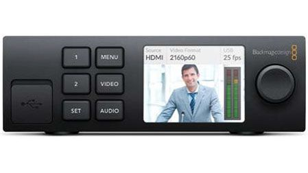 In Review Blackmagic Design Streaming Package Tv Technology