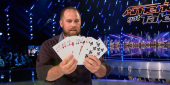 Watch An NFL Player Move Straight To America's Got Talent's Live Shows Thanks To Some Sweet Magic