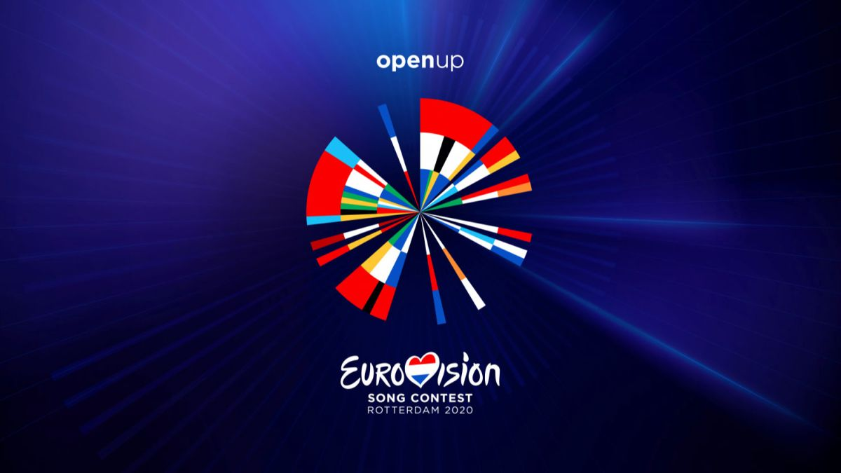 Eurovision's data-driven 2020 logo is all about unity
