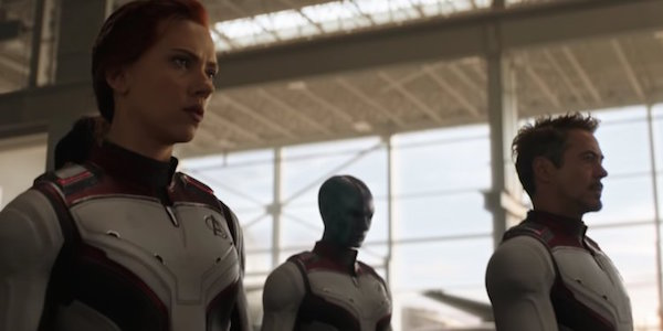 Avengers Endgame matching suits
