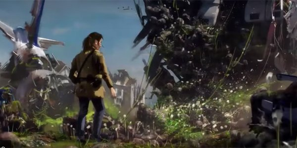 Plane Crash in The Walking Dead's new spinoff