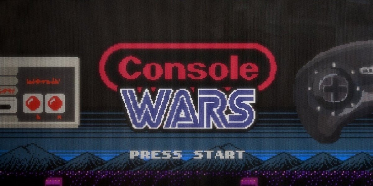 Console Wars title card