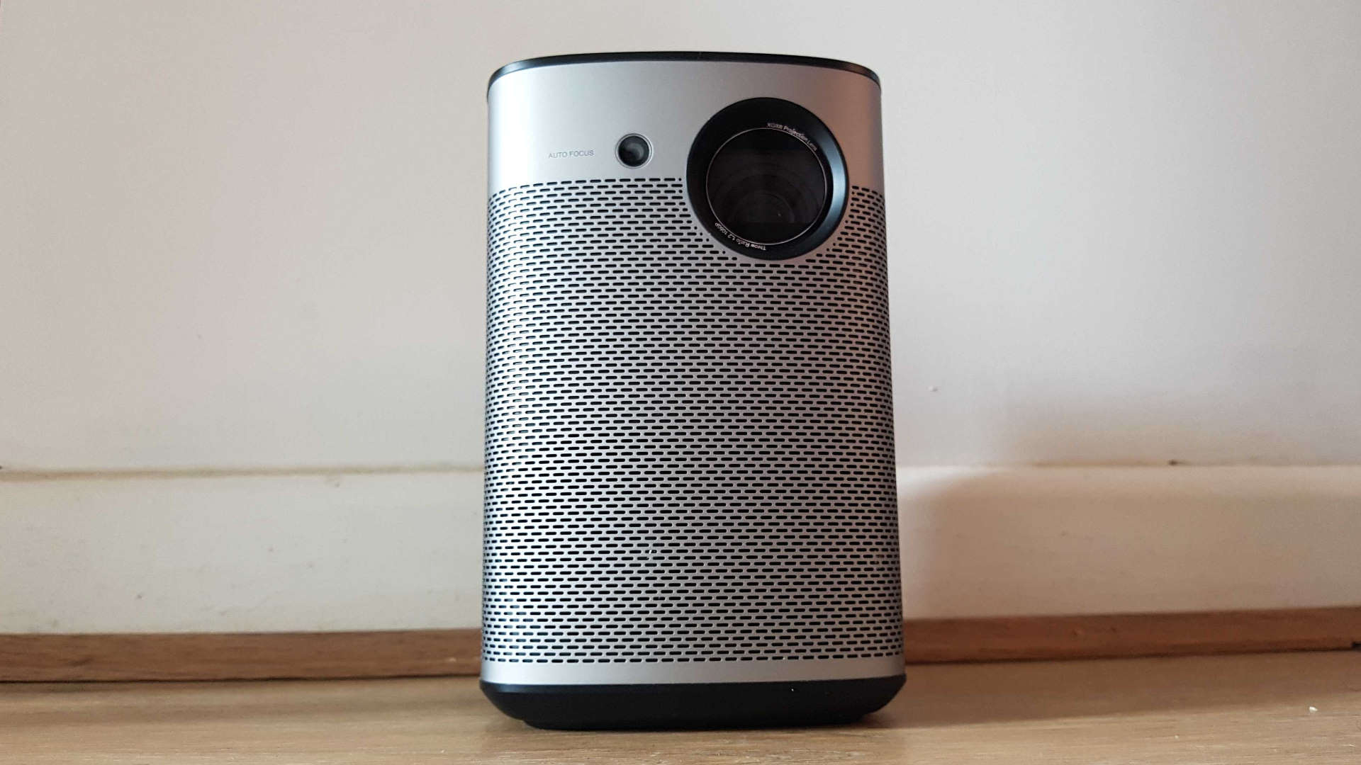 The Xgimi Halo portable projector